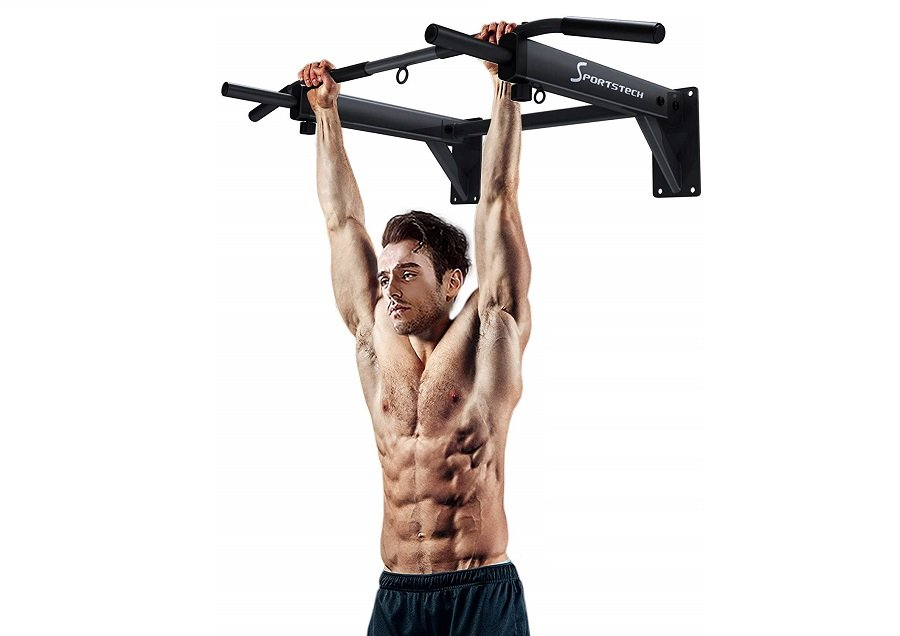 Fasce Sollevamento Braccia Palestra Fitness Addominali Chin Up Esercizi Workout